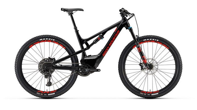 RMB Instinct Powerplay alloy 70, 2019