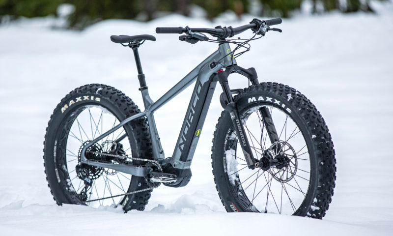 2019 Norco Bigfoot VLT alloy e-fat bike eMTB