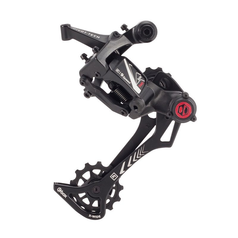 Box Two-E 9S rear derailleur