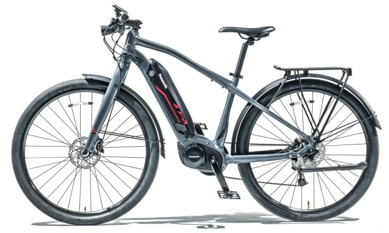 Panasonic e-bike systems for Univega USA UVG-1