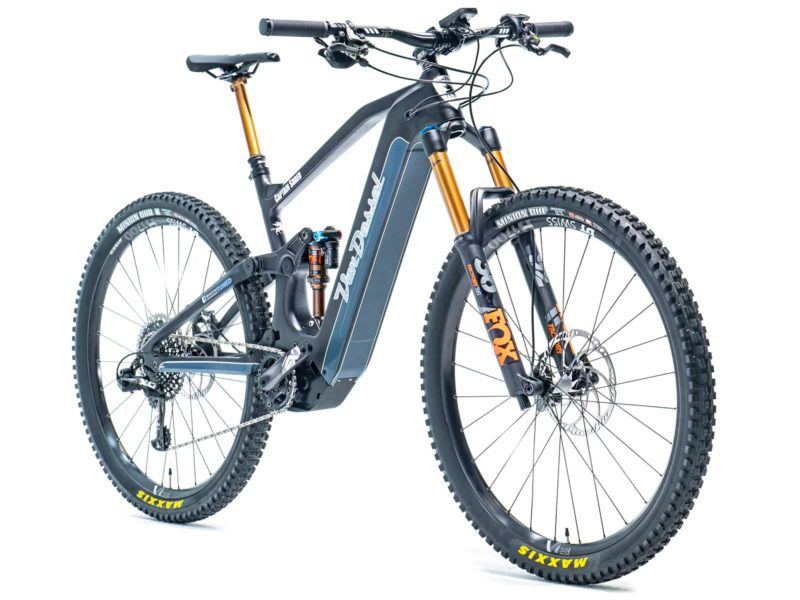 Panasonic e-bike systems for Van Dessel Passepartout e-gravel bike Captain Shred eMTB
