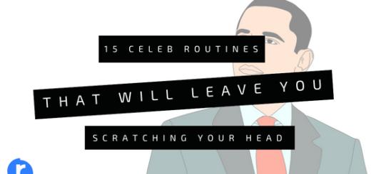15 Celeb Routines