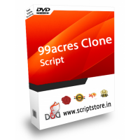 99acres clone script