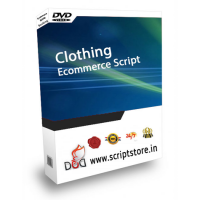 Clothing ecommerce script