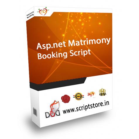 asp Matrimony script