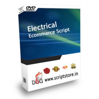electrical ecommerce script