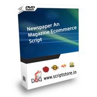 newspaper magazine ecommerce script