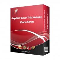 ASP.NET Clear Trip Clone