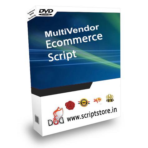 Mutli-vendor E-commerce Script