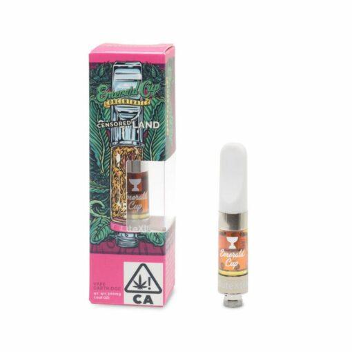 ABX- Censoredland .5g cartridge