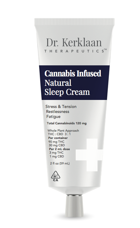 Dr. Kerklaand- Sleep Cream
