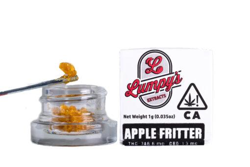 Lumpy's- Apple Fritter