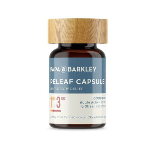 Papa & Barkley 1-3 capsules