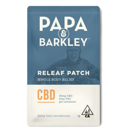 Papa & Barkley-Patch_CBD_30mg