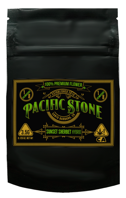 Pacific Stone | Sunset Sherbet