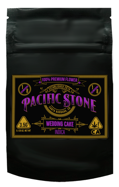 Pacific Stone | Wedding Cake