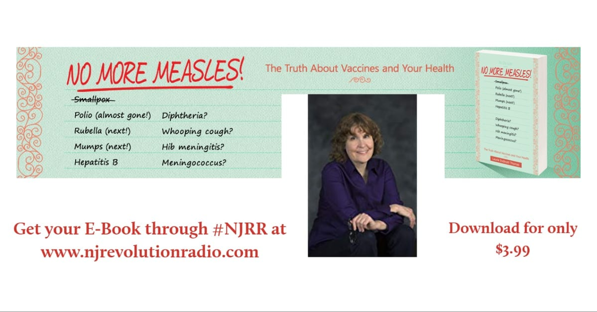 Facebook Size Image For Laurie Endicott Thomas and No More Measles the truth about vaccines