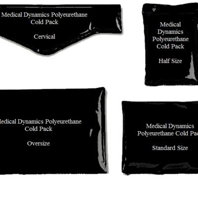Medical Dynamics® Polyurethane Cold Packs