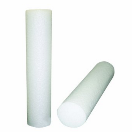 White Foam Roller