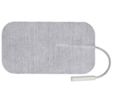 "2"" x 3.5"" Premium Rectangle Electrodes"