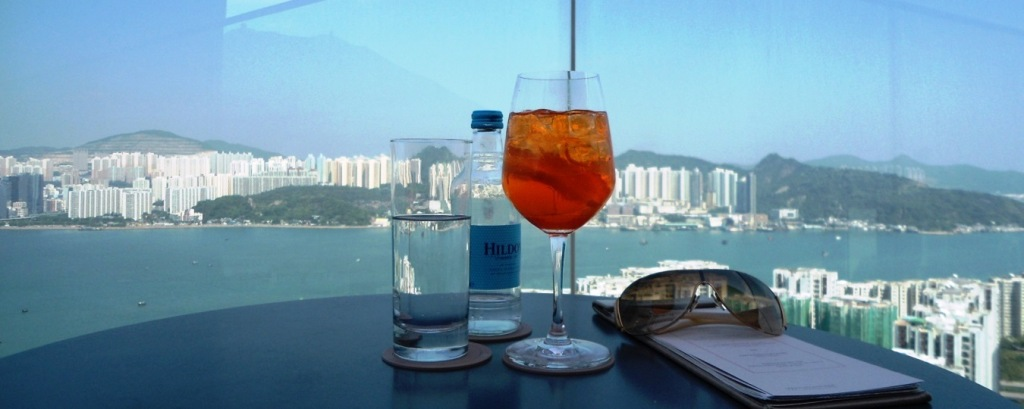 Rooftop Sunday Roast, a Different Brunch @ Sugar in EAST Hong Kong Hotel