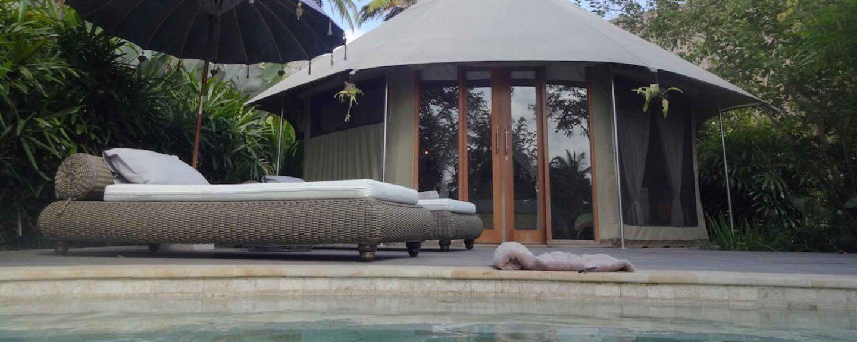 [Video] Sandat Glamping Resort in Ubud – Bali's Only Luxury Camping Hotel