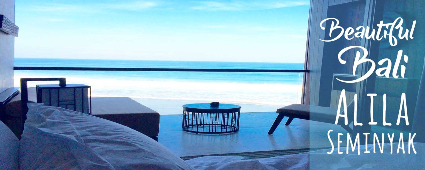 Alila Seminyak Hotel – Be Romantic or Play Naughty with the Best 5-Star Beach Views in Bali