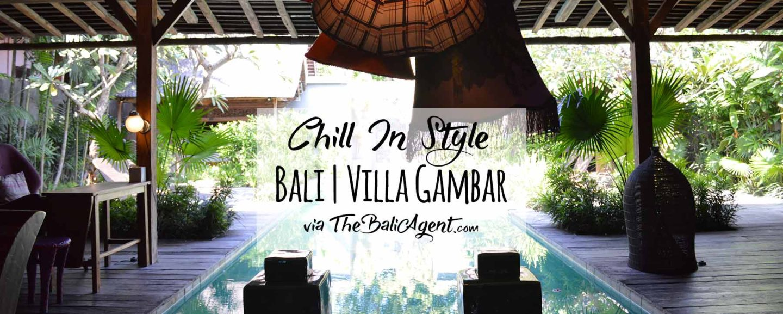 Villa Gambar, Best Chilled Holiday Pad w 3 En-Suite Bedrooms via TheBaliAgent.com