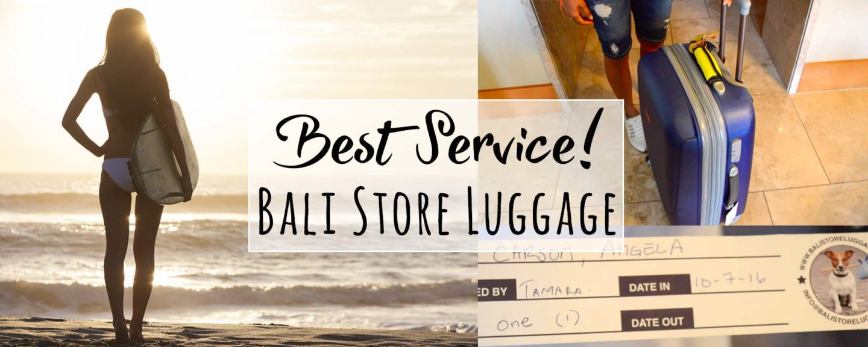 Bali Store Luggage | Best Surfboard, Bag, Golf Clubs Storage Company