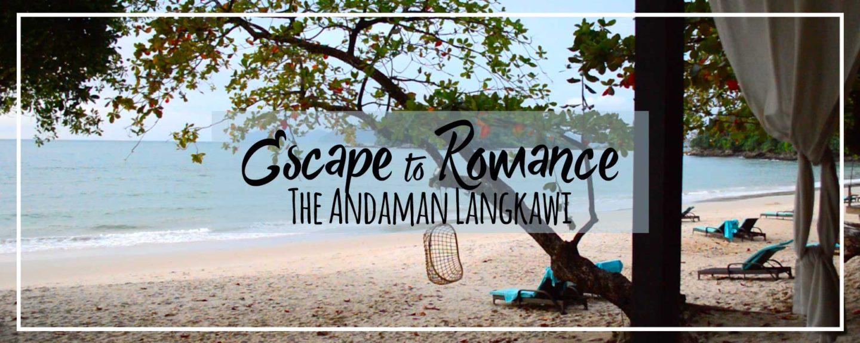 The Andaman Langkawi   Beach Bar & Tepian Laut Restaurant Tour at Sunset