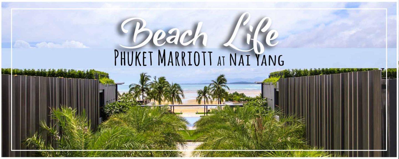 Phuket Marriott Resort & Spa Nai Yang Beach   Hotel Video Tour