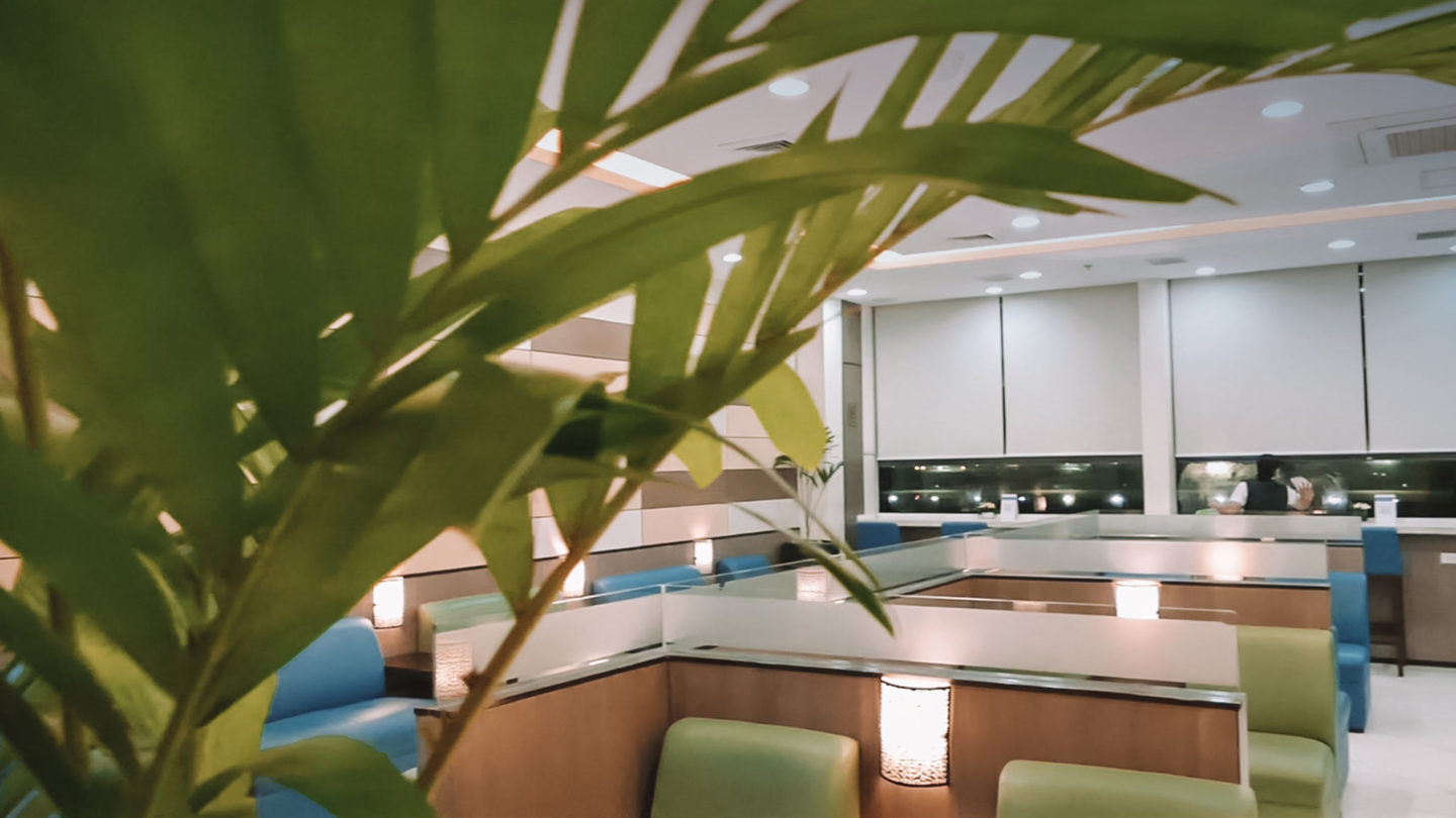Manila Airport | Best Priority Pass Lounge is Sky View