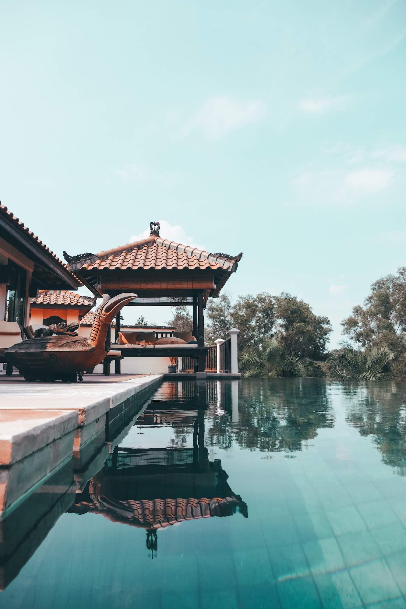 Batam   The Tempats Luxury Private Villa