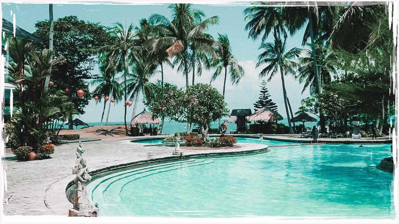 Batam | Turi Beach Resort (beachfront on a budget)