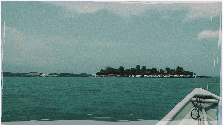 Batam | Exploring Muslim Island Village Pulau Akar