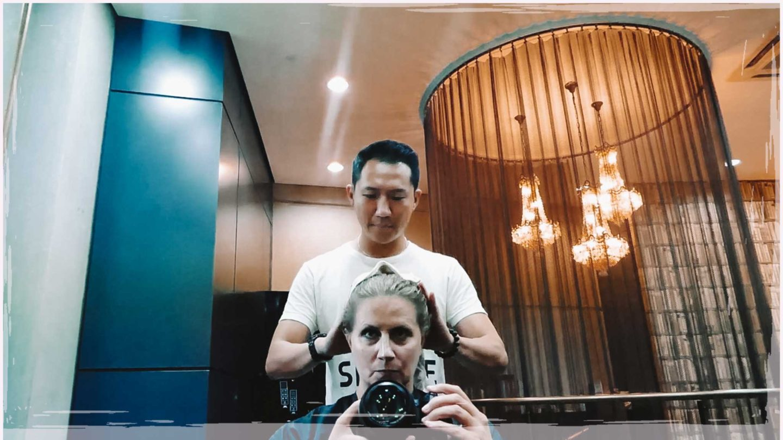 Best Hair Salon Kuala Lumpur for Blonde Highlights TONI&GUY Troika