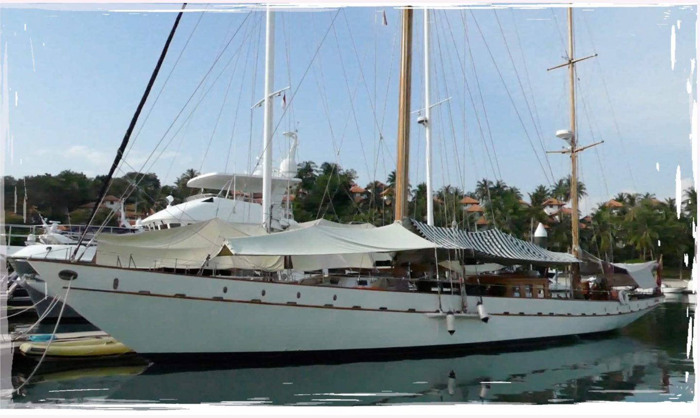 Batam Airbnb – RONA Sailing Yacht Perfect 3 Day Stay