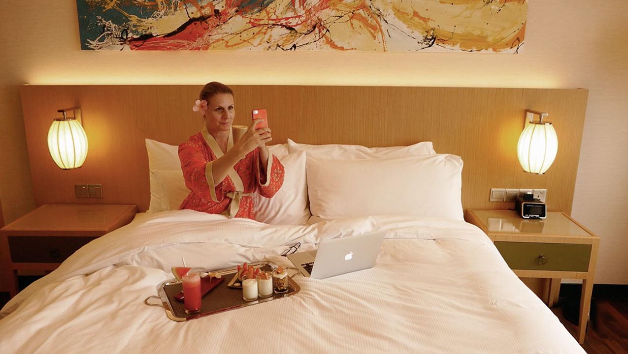 DoubleTree Melaka, Sea View Suites & Wonderful Dining