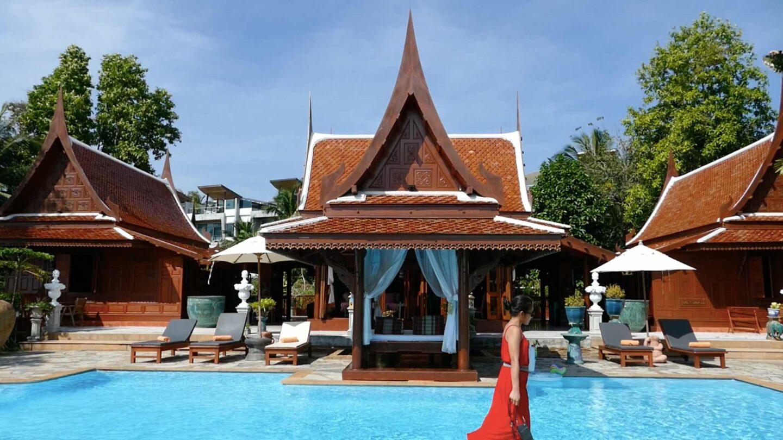 Phuket | Royal Thai Villa is Perfect for Honeymoon, Destination Wedding