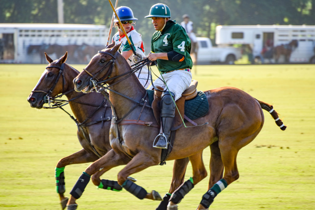 St. Louis Polo Club match Southern Spring