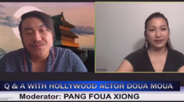 Q & A WITH HOLLYWOOD ACTOR DOUA MOUA.