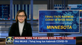 COVID UPDATES (11/10/2020)