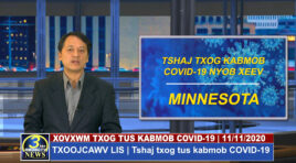 COVID UPDATES (11/11/2020)