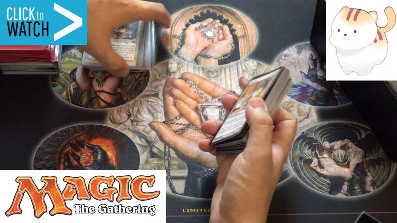 Magic the Gathering vs. Pokémon Trading Card Game
