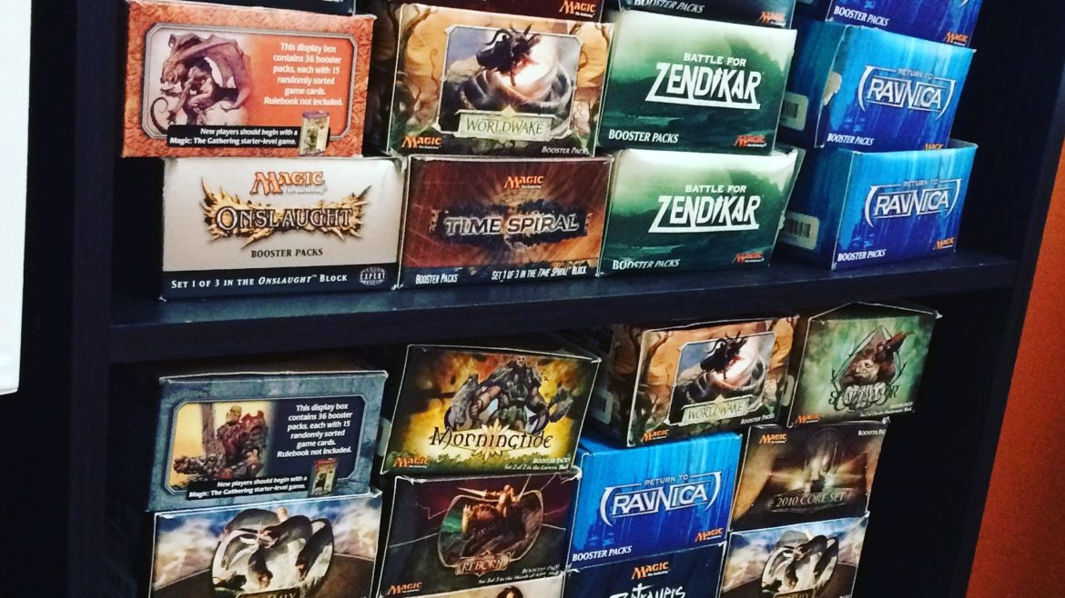 Find MTG Tournaments Near Me – Best in Texas
