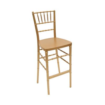 gold chiavari barstool bar chair bar stool