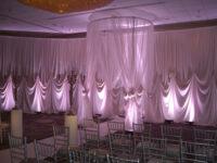 ivory designed wedding backdrop rentals chicago
