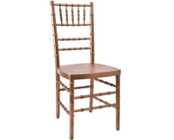 copper chiavari chair rental