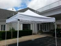 pop-up canopy tent rental