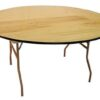 5 foot banquet folding table